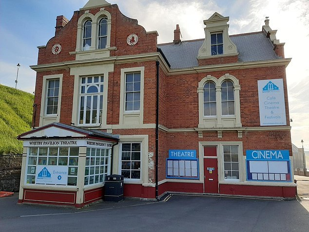 Councillor Neil Heritage, leader of the Yorkshire Coast Independents Alliance, brought forward the motion to a Scarborough council meeting on Friday. Pictured:Whitby Pavilion