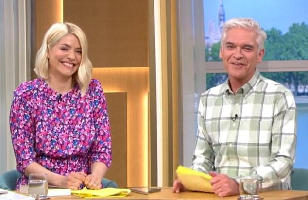 Oh my! It's been claimed that Holly has told ITV Daytime that she would rather step down from This Morning than allow her former management, YMU, to take a cut of her future earnings