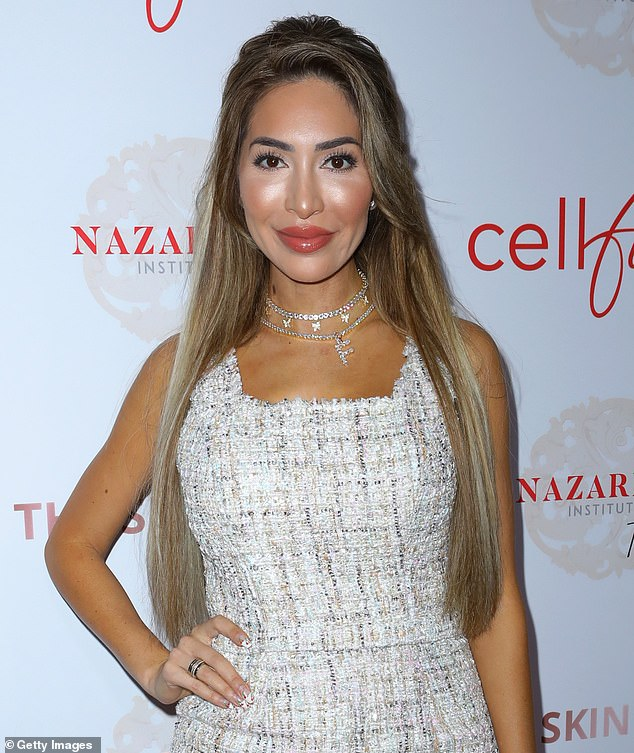 'She does not need to target young women or other people. I hope she gets mental help and therapy.' Farrah Abraham said Friday in response to a tweet that resurfaced from Chrissy Teigen calling her a 'w****'