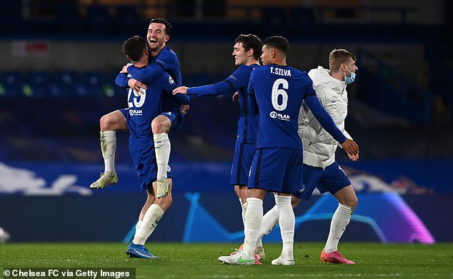 They go up against Chelsea, who last month endorsed the European Super League, in the final