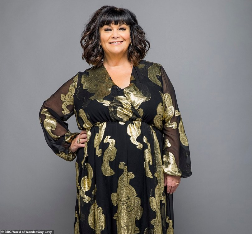 Move: Dawn French recently parted ways with her beloved Cornwall mansion for a multi-million pound fee, after living in it for 15 years