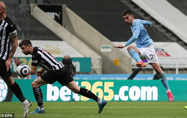 Torres demonstrated a variety of finishes in a sublime all-round performance on Tyneside