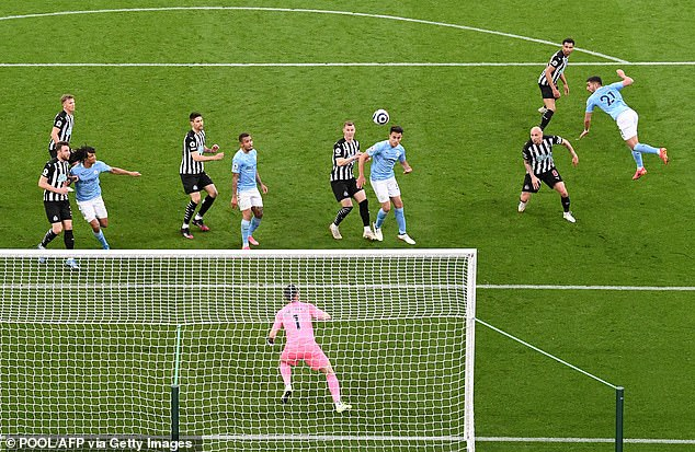 The Spaniard, 21, bagged a sublime hat-trick as Manchester City beat Newcastle on Friday