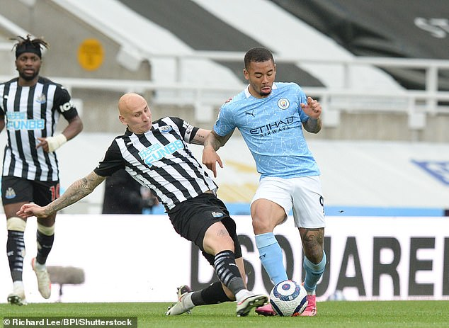 Torres' top form could pose a problem to Gabriel Jesus' prospects of regular first team action