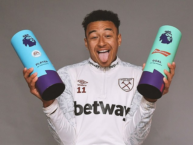 Sportsmail revealed West Ham doubts over being able to sign Jesse Lingard permanently
