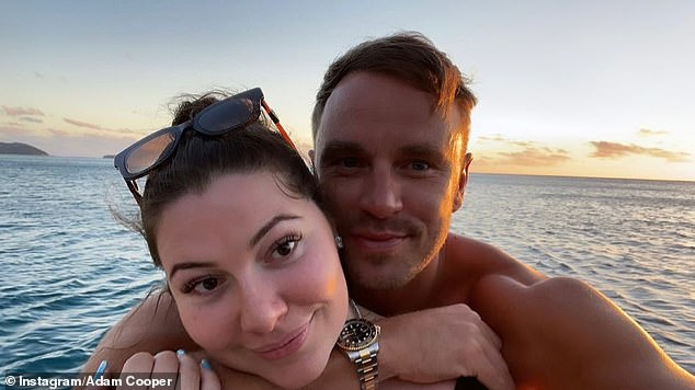 Cute!Francesca and her handsome beau appear to be going strong. The couple took a romantic trip to Hamilton Island with her boyfriend Adam Cooper back in April