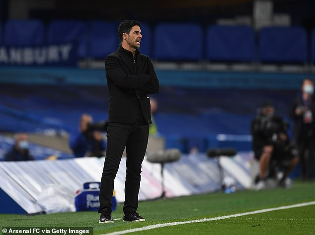 Mikel Arteta's side are currently on for their worst Premier League finish since 1994-95