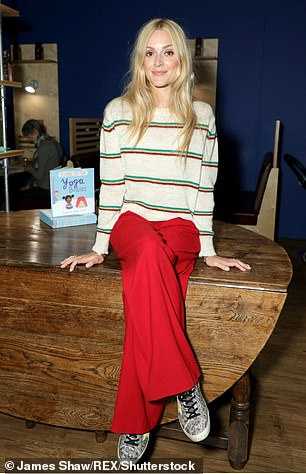 Presenter Fearne Cotton has written several children's books, while the Duchess of York is also an acclaimed children's author.