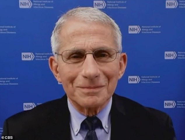 Dr Anthony Fauci said on CBS This Morning on Thursday (pictured) that he is not sure if US schools should require children to get the COVID-19 vaccine before they return for in-person learning. He has warned that vaccine mandates could backfire and make Americans more reluctant to get the shots