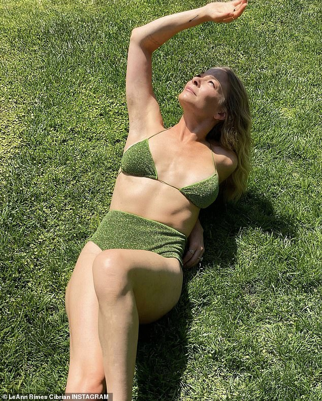 Some Irish in her:LeAnn Rimes took to Instagram on Sunday to share some news about her background. The country singer revealed she is learned with a DNA test that she is eight perfect Irish