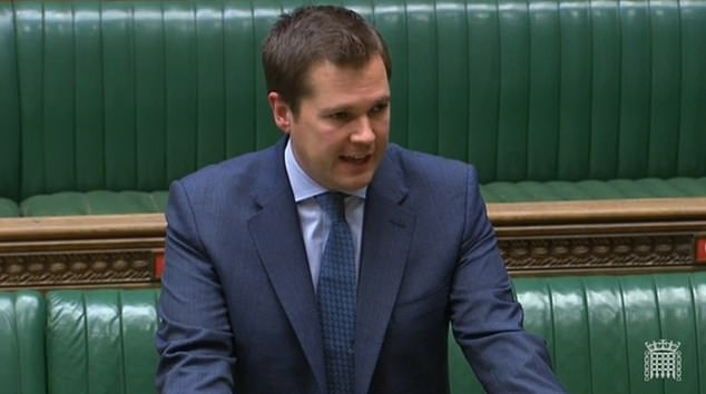 Communities Minister Robert Jenrick lashed out at the treatment of British Jews by people furious at the actions of the Israeli military in attacking Gaza.