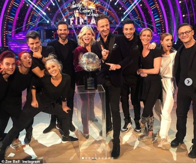 Return:Strictly Come Dancing and It Takes Two will return to BBC One and BBC Two in September