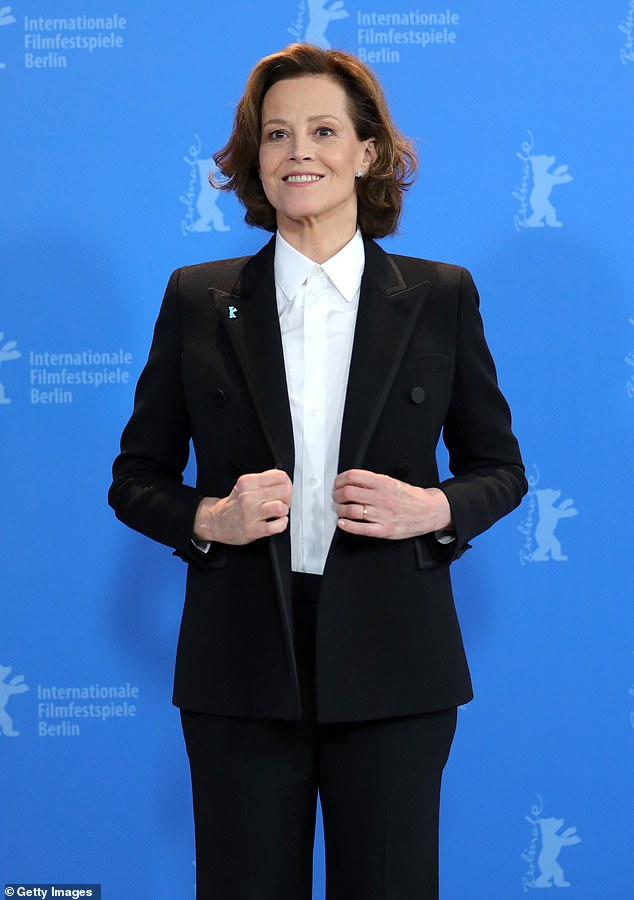US actress Sigourney Weaver, 71 (pictured) is the latest Hollywood star to head Down Under to film Amazon Prime series Alice Hart's Lost Flowers