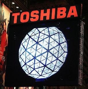 Toshiba said it was hacked in May