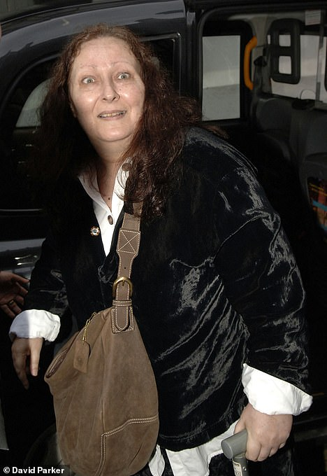 Diana's friendSimone Simmons, pictured about to give evidence at the inquest into the deaths of the Princess of Wales and Dodi Fayed in 2004, says Martin Bashir conned her into doing the interview and made her 'paranoid'