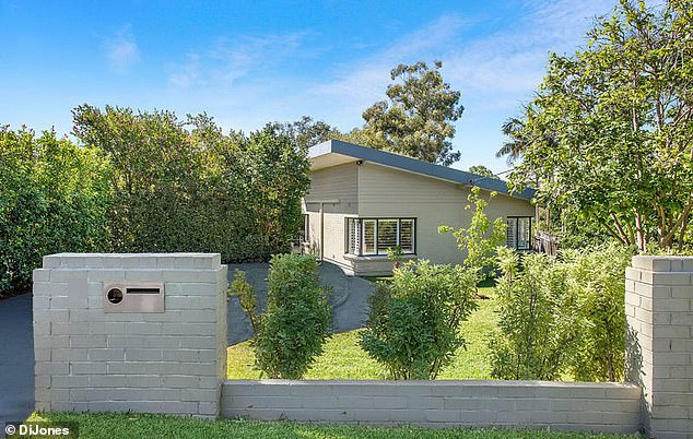 House prices in rich suburbs have surged by more than $300,000 in just three months and they weren't all near the beach.South Turramurra (pictured), a post-war suburb which is more than 3km from the train station, saw its mid-point house price soar by 22.8 per cent to $2.1million