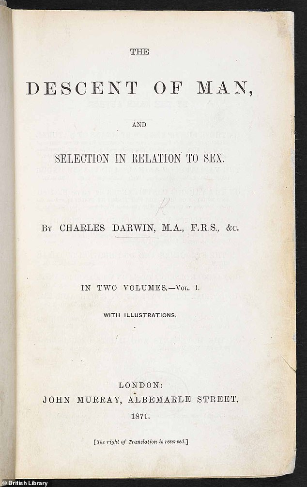 Published on February 24, 1871, The Descent of Man is one of the most influential works ever written on the theory of evolution and natural selection