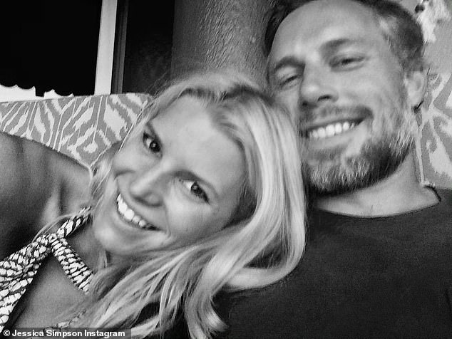 Limitless love:Jessica Simpson, 40, celebrates 11 years with Eric Johnson as she says their love 'expands beyond horizons' while penning a gushing tribute post