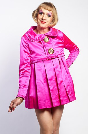 Cross-dressing ceramicist Grayson Perry (pictured) has designed a one ton 'Covid Bell' which will be sold in a bid to help save Whitechapel Bell Foundry in East London