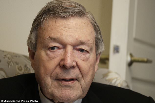 Pell returned to Rome in September not with the intention to stay but has now returned to his previous life in the Italian city