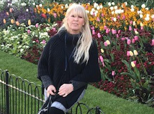 Tina was diagnosed with bladder cancer three years ago, after she noticed blood in her urine