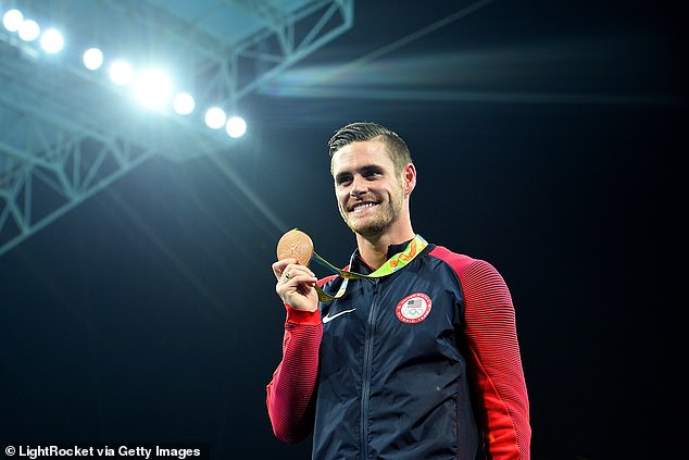 A fifth career Olympic medal in Tokyo would move David Boudia level with Greg Louganis