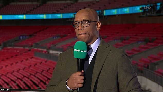 Ian Wright will also be present throughout the tournament, after ITV revealed their line-up