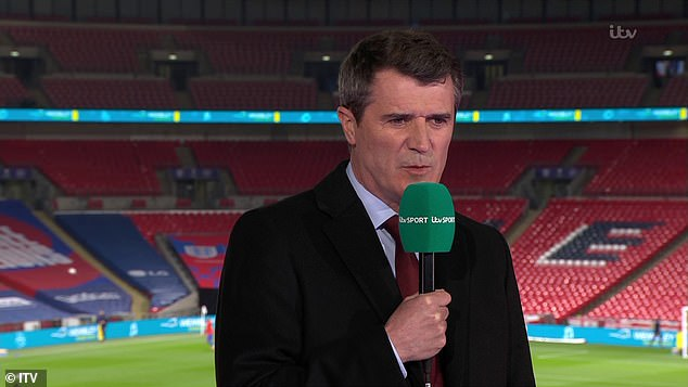 Roy Keane is among the big names taking their place in the studio for this summer's Euros