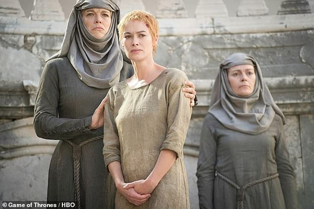 Plot:Hannah's Septa Unella had tortured Cersei and famously shouted 'shame' during Cersei's walk of atonement to the Red Keep