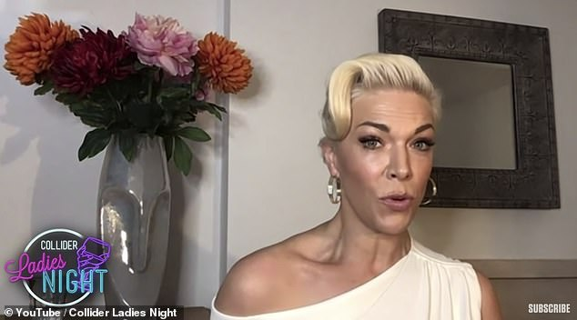 'I was beside myself':Hannah Waddingham has detailed being strapped down on a wooden table and waterboarded for ten hours on the set of Game Of Thrones
