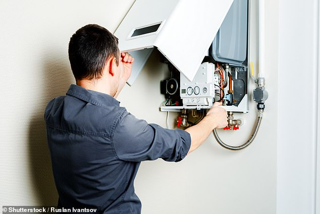The installation of conventional gas boilers will be outlawed after a potential cut0ff date of 2035