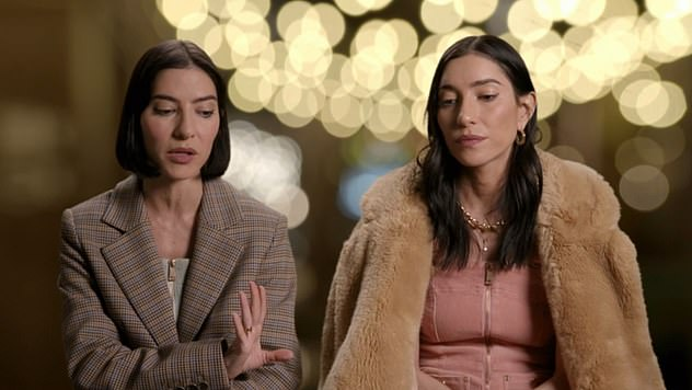 Making bank:The Veronicas' Lisa and Jess Origliasso (both picturted) are said to have made a combined $60,000