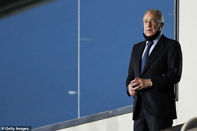 Florentino Perez's Real Madridcould face serious sanctions along with Barcelona and Juventusover their involvement in the aborted European Super League