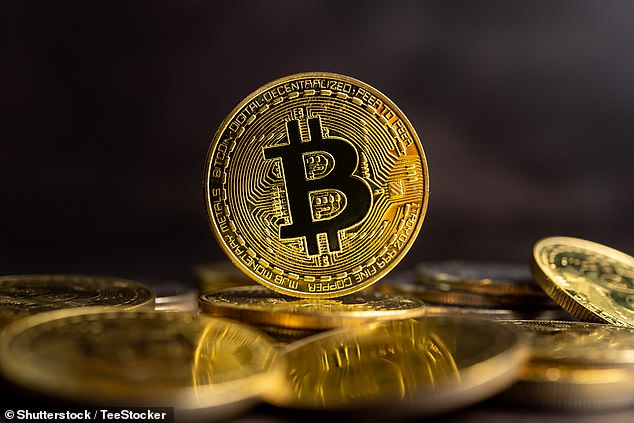Bitcoin climbed back above $40,000 on Wednesday for the first time this week, but remained 30 percent below its peak