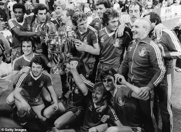 Nottingham Forest won the First Division and two European Cups in the late 70s and early 80s