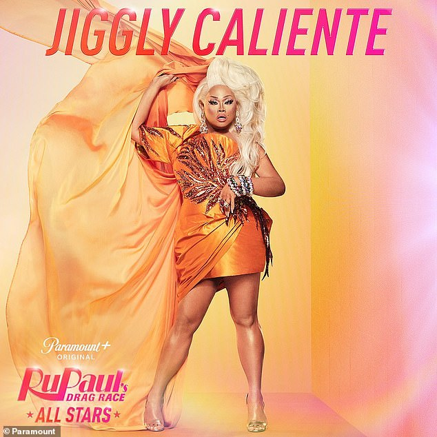 New woman! Since placing eighth on season four - Jiggly Caliente has come out as a transgender woman, shed 50lbs, and gotten new teeth she wants to show off