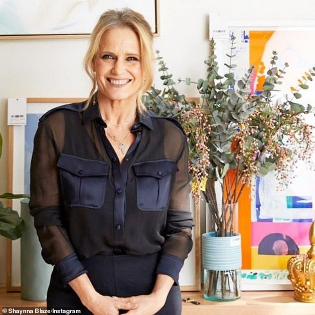 Not so keen! He was slightly critical of bookies' favourite Shaynna Blaze, saying she was often on the verge of tears.'She looked like a rabbit in the headlights,' he said