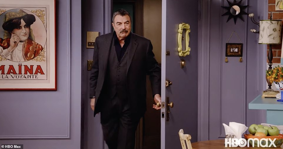 Tom returns:While some were expected like guest stars Tom Selleck, Reese Witherspoon, Elliott Gould and Christina Pickles, others like David Beckham and Malala Yousafzai were not