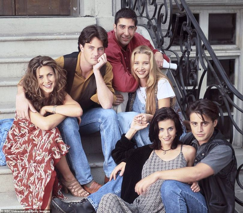 The past is back! The series is arguably one of most successful sitcoms of all time, running for 10 beloved seasons and 235 episodes from 1994 to 2004, and fans had been clamouring for a reunion for many years