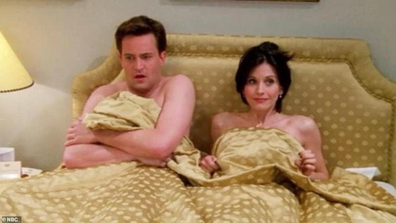 Romance for the ages! In season four, fans were stunned to learn that Chandler and Monica had slept together at Ross' wedding, setting the stage for one of the sitcom's greatest couples