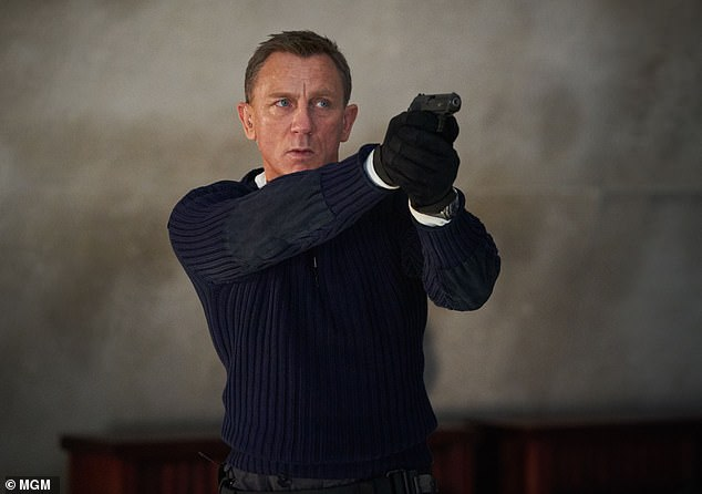Deal:The new James Bond film No Time To Die could come out on Amazon Prime Video following a £6billion deal