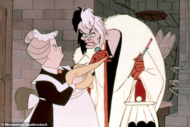 Iconic: The Hundred and One Dalmatians was written by Dodie in 1956 and In 1961 it became a hit Disney animation