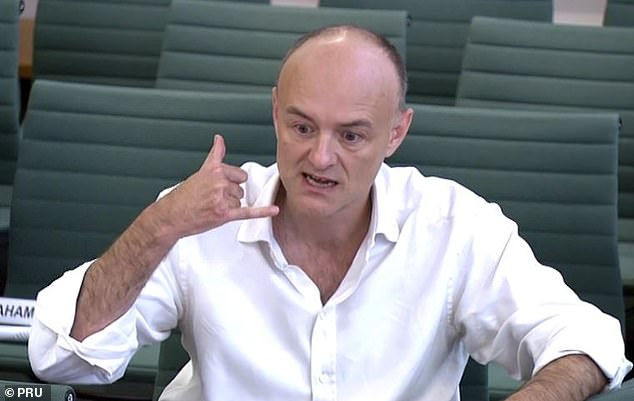 Many will have found Dominic Cummings's appearance before MPs on Wednesday perversely entertaining as he ruthlessly trashed the reputations of his boss and former government colleagues