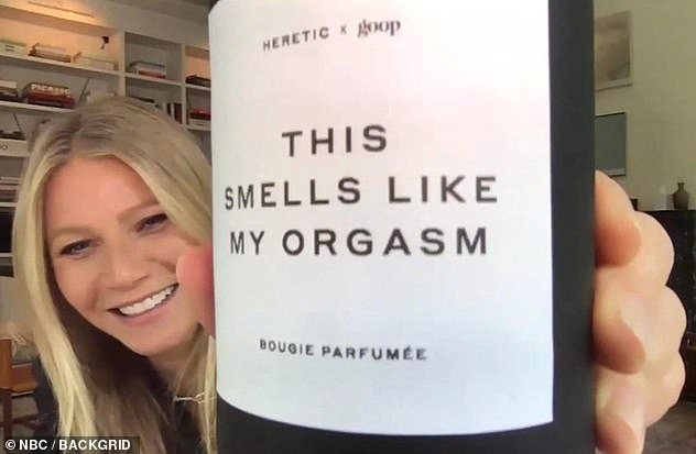 Not good:In other disappointing news this month, Goop has suffered 'abysmal losses' in the UK