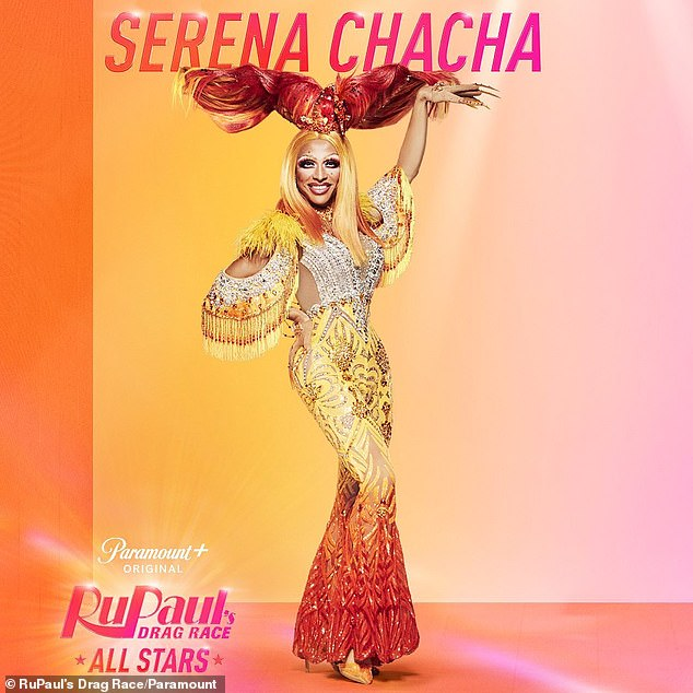 Puerto Rican princess: Serena ChaCha, a Ft. Lauderdale native, placed 13th during RPDR season five