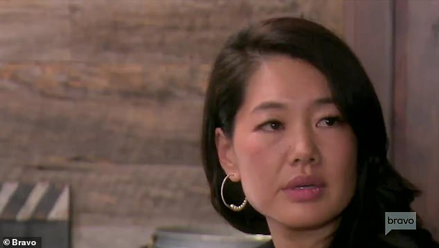 Breaking barriers: Minkoff is the first Asian-American to be cast on The Real Housewives Of Beverly Hills