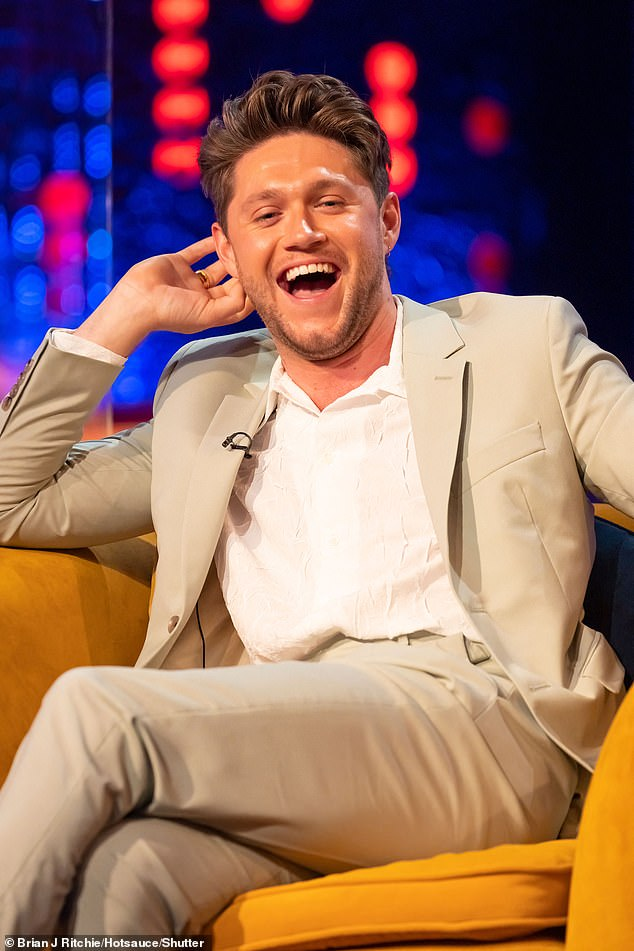 Exciting:Niall Horan has revealed he would reunite with One Direction 'if everyone wanted to do it'