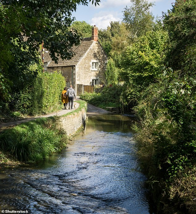 Inspiration: The village of Lacock featured in Pride And Prejudice