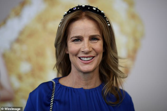 Exodus:Since the beginning of the pandemic, Australia has seen many ex-pats return home after years living in America. And actress Rachel Griffiths, 52, (pictured) believes she knows why that is - and it's not just down to Covid