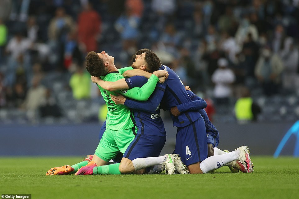 Chelsea have won their second Champions League title after a narrow one-goal victory over fellow English side Manchester City in Portugal